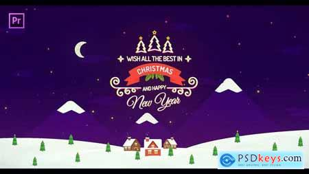 Videohive Christmas Magic for Premiere Pro 22670856