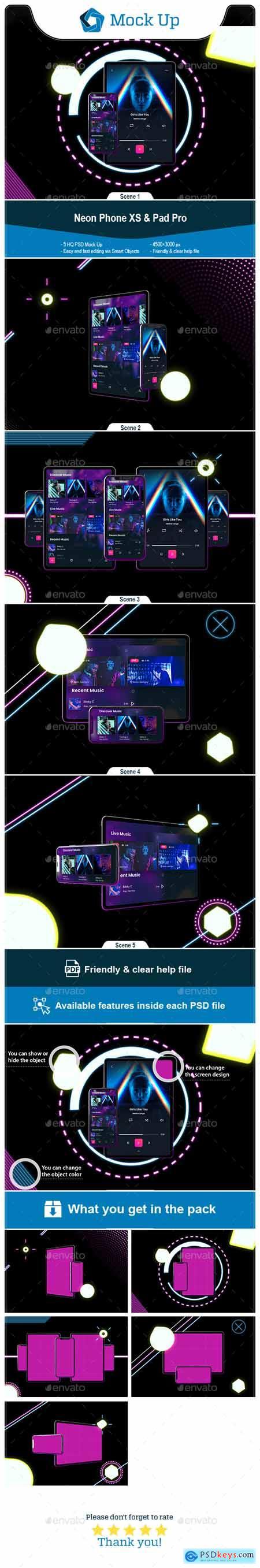 Neon Phone XS & tablet Pro 24931920