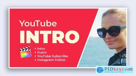 Videohive YouTube Intro 23334291