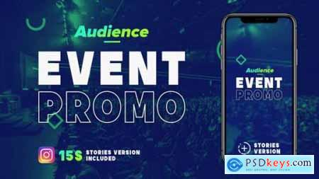 Videohive Audience Fast Paced Event Promo 24855543
