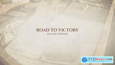 VideoHive Road To Victory 24953172