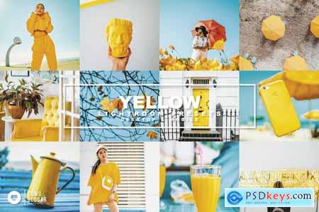 58. Yellow Preset 4208044