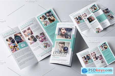 Photography Tri-fold Brochure 4243588