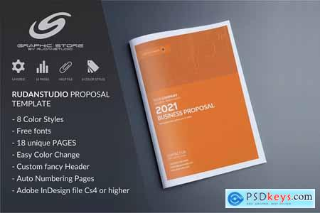 Rudanstudio Proposal Template 4243617