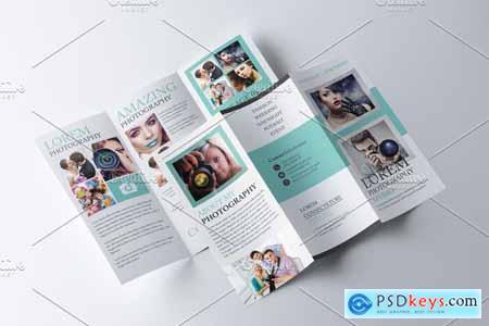 Photography Tri-fold Brochure 4243588