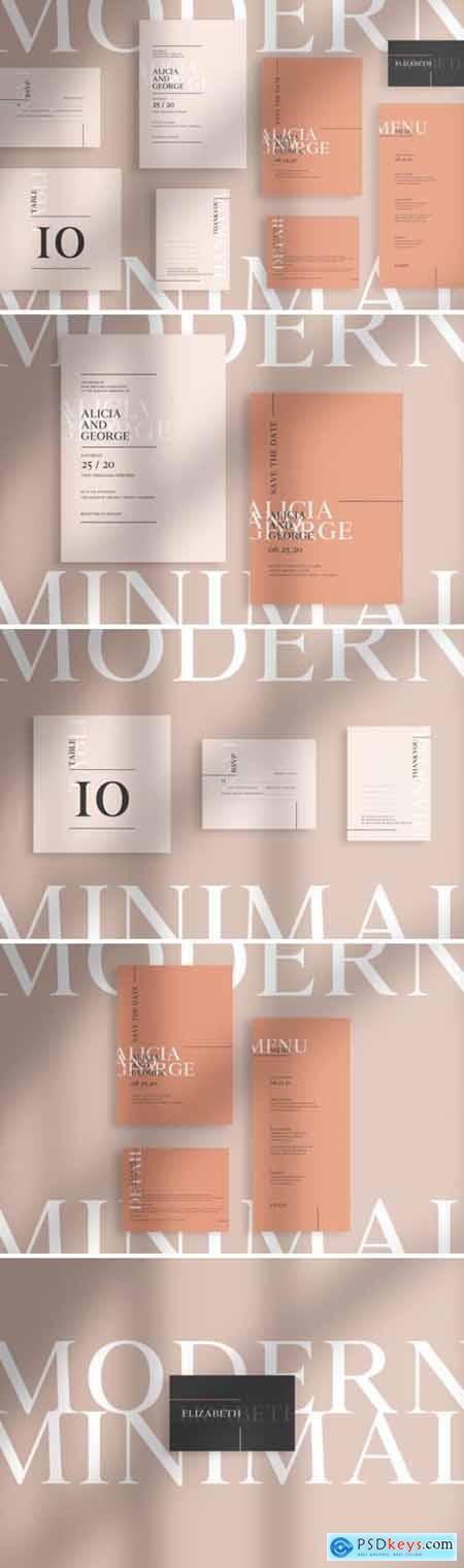 MODERN MINIMAL - Wedding Suite 1949429