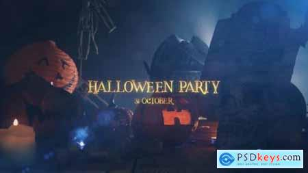 Videohive Halloween Party Slideshow 24938485