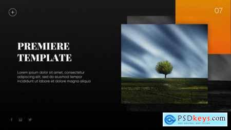 Videohive Clean Presentation Modern Business Premiere Pro 24233275