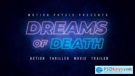 Videohive Action Thriller Movie Trailer 23320508