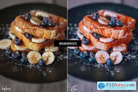 BLUEBERRIES LIGHTROOM PRESETS 4231904