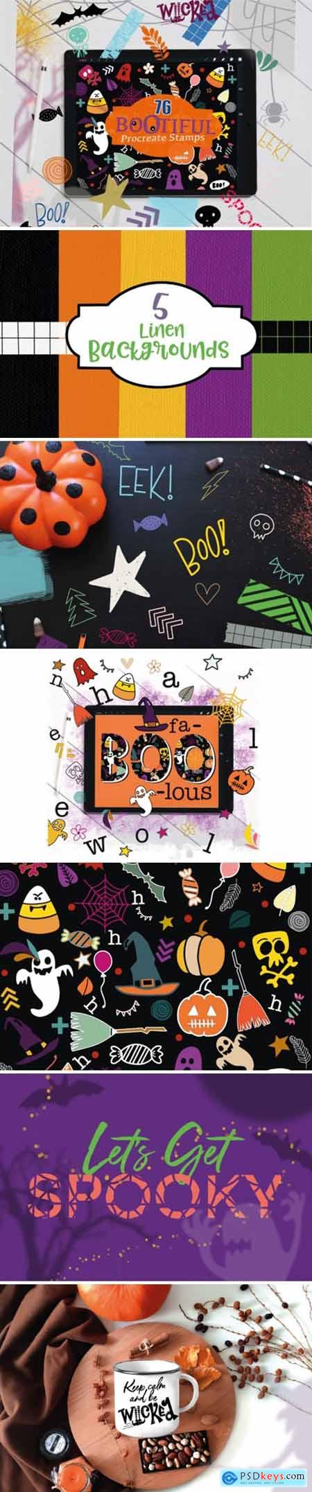 BOO-tiful Halloween Stamp Pack 1963130