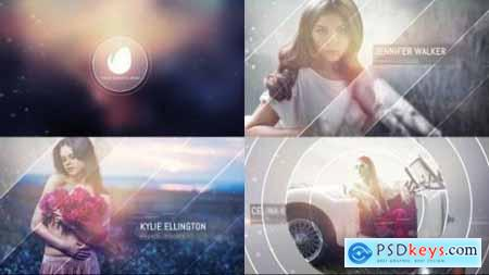 Videohive Abstract Slideshow 8174276