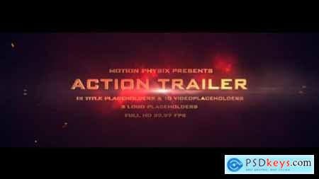 Videohive Action Trailer 15554643