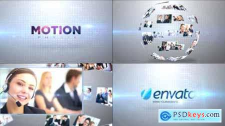 Videohive Corporate Business Logo Revealer 5454760