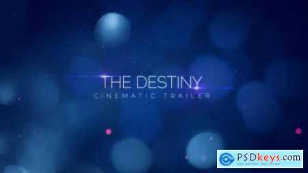 Videohive The Destiny-Cinematic Trailer 17675370