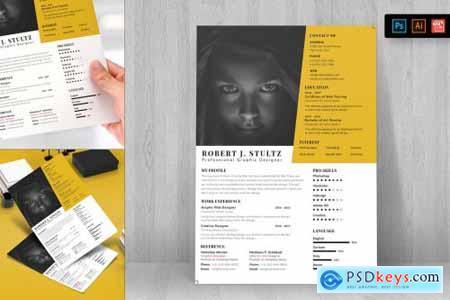 Resume CV Template-92