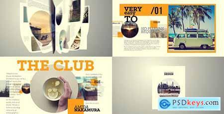 Videohive Magazine Promo 7647996