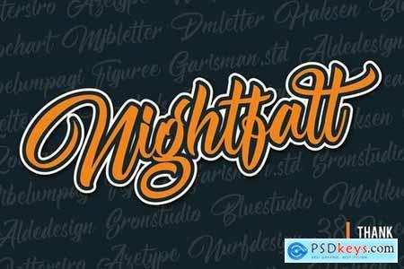 Nightfall Script 4044994