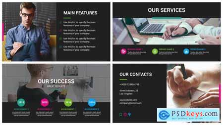 VideoHive Minimal Business Promo 15942020