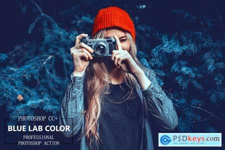 Blue Lab Color - PS Action 4262192