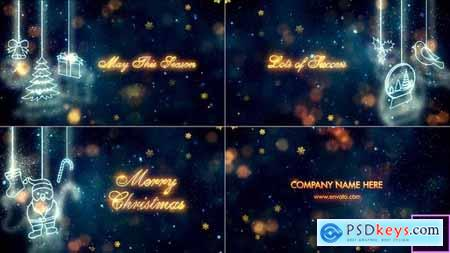 Videohive Christmas Titles Premiere Pro 24927360