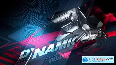 Videohive Auto Moto Show Broadcast Pack 23638321