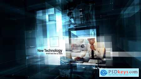 Videohive Contemporary Visual Technologies 23671068