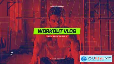 Videohive Sport Youtube Channel Opener 24968672