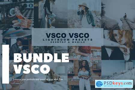 Bundle VSCO 4247782