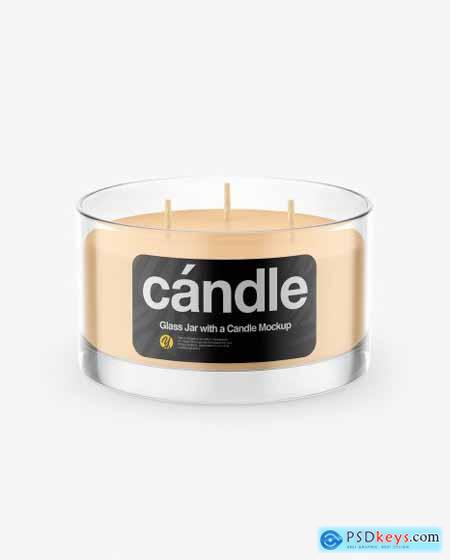 Candle Mockup 50862