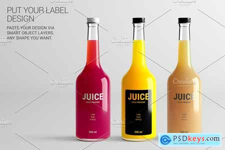 Juice Bottle LG Mock-Up #3 [V2.0] 4167104