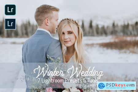 Winter Wedding Lightroom Presets 4221803