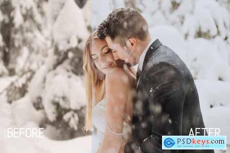 Winter Wedding Lightroom Presets 4221803