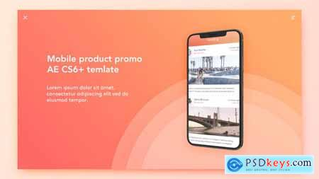 Videohive Mobile Product Promo 21539123