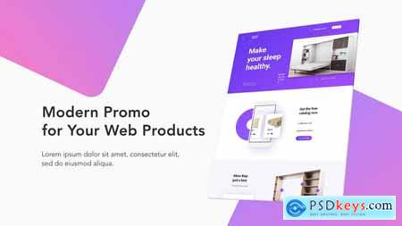 Videohive Modern Website Promo 22319791