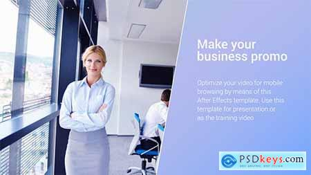 Videohive Clean Corporate Promo 12030541