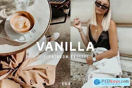 4 VANILLA LIGHTROOM PRESETS 4254842