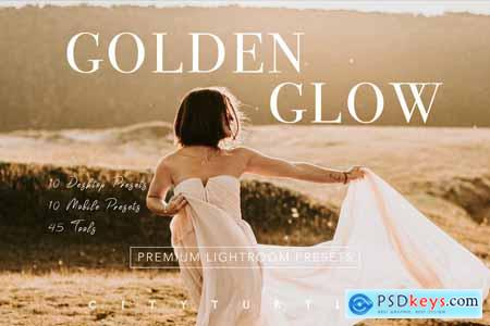 Warm GOLDEN GLOW Lightroom Presets 4259781