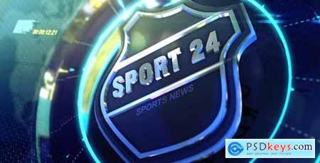 Videohive TV Broadcast Sports News Packages 10226778