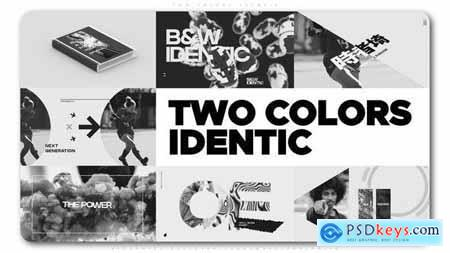 Videohive Two Colors Identic 24952814