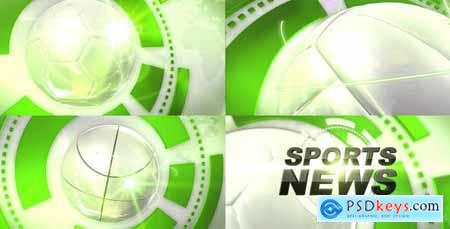 Videohive Sports News Ident Pack 2797583