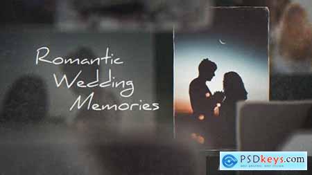 Videohive Romantic Wedding Memories 21491449