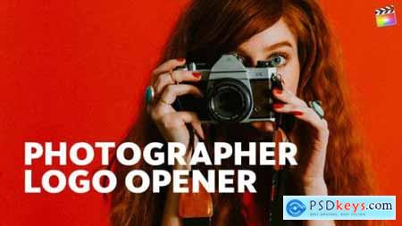 Videohive Photographer Logo 24995432
