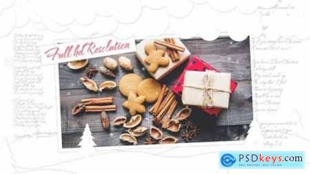 Videohive Minimal Winter Slideshow 24977150