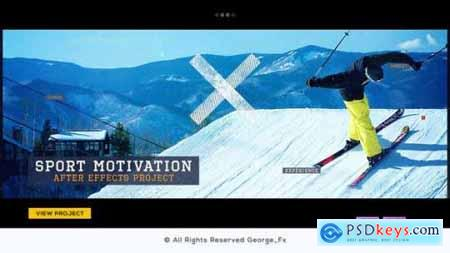 Videohive Sport Motivation Promo 21990260
