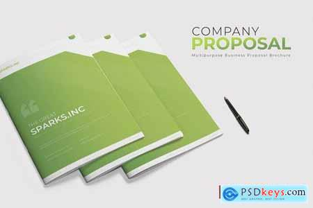 Company Proposal Template