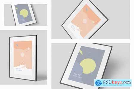 Poster - Artwork Frame Mock-Up Set