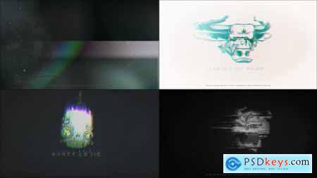 Videohive Aphex Glitch Logo Reveal 21433415