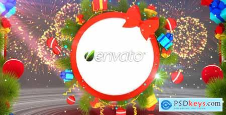 VideoHive Christmas Logo Reveal 1090264