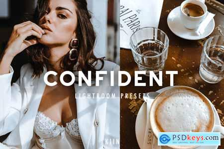 CONFIDENT LIGHTROOM PRESETS 4263141